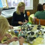 Environmental Educators Roundtable teachers learn new skills and activities.