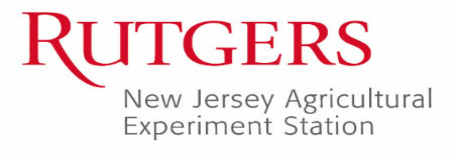 Rutgers NJ Agricultural Experiment Station